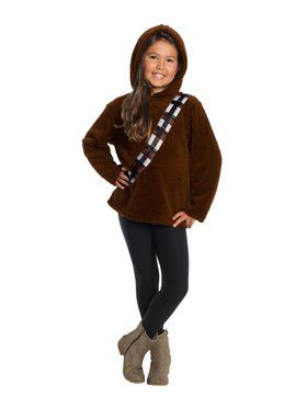 Child Classic Star Wars Chewbacca Hoodie
