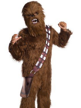 Star Wars Classic Chewbacca Movable Jaw Mask Accessory