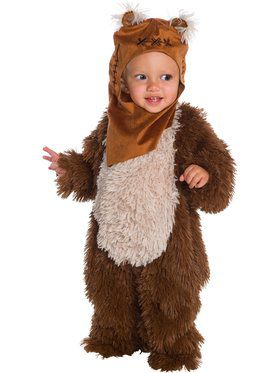 Star Wars Ewok Classic Deluxe Plush Costume