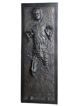 Star Wars Classic Han Solo In Carbonite Wallbreaker
