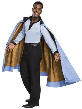 Star War's Classic Lando Calrissian Grand Heritage Men's Costume