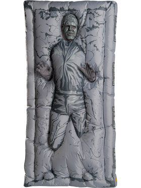 Star Wars: Classic Han Solo In Carbonite Inflatable Costume for Men