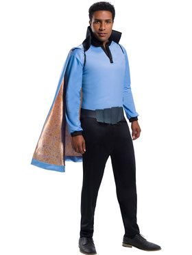 Star Wars: Classic Lando Calrissian Costume for Men
