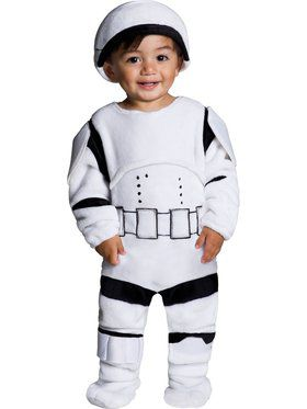 Classic Star Wars Stormtrooper Plush Deluxe Costume