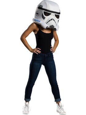 Star Wars Classic Stormtrooper Plush Oversized Mask Accessory