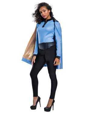 Star Wars Classic Lando Calrissian Costume for Women