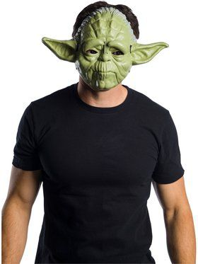 Star Wars Classic Yoda Movable Jaw Mask Accessory