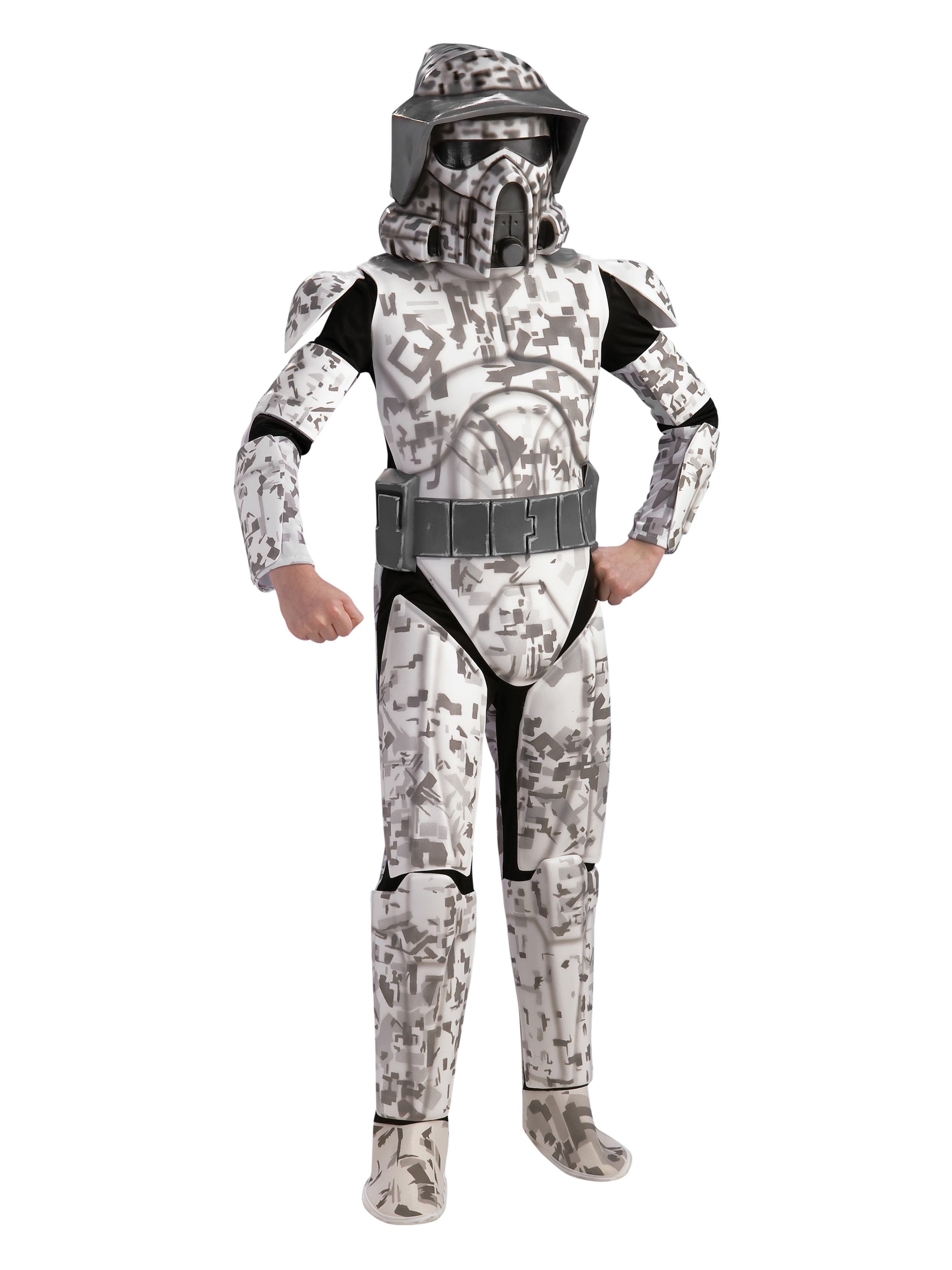Kids Deluxe Clone Wars Arf Trooper Costume For Boys R883991-S