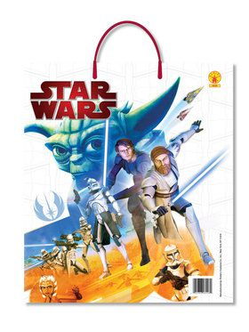 Star Wars Clone Wars Treat Bag