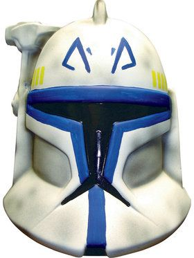 Star Wars Villain Collection: Clone Trooper Captain Rex 1/2 Mask