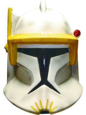 Star Wars Clonetrooper Commander Cody 1/2 Mask