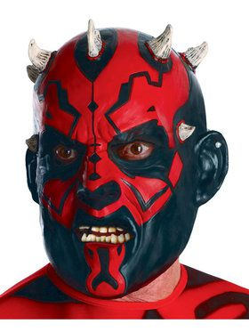 Star Wars Villain Collection: Darth Maul 3/4 Vinyl Adult