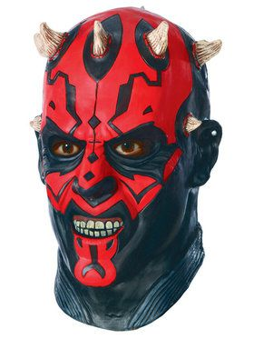 Star Wars Villain Collection: Darth Maul Overhead Mask