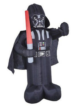Star Wars Inflatable Darth Vader Prop Decoration