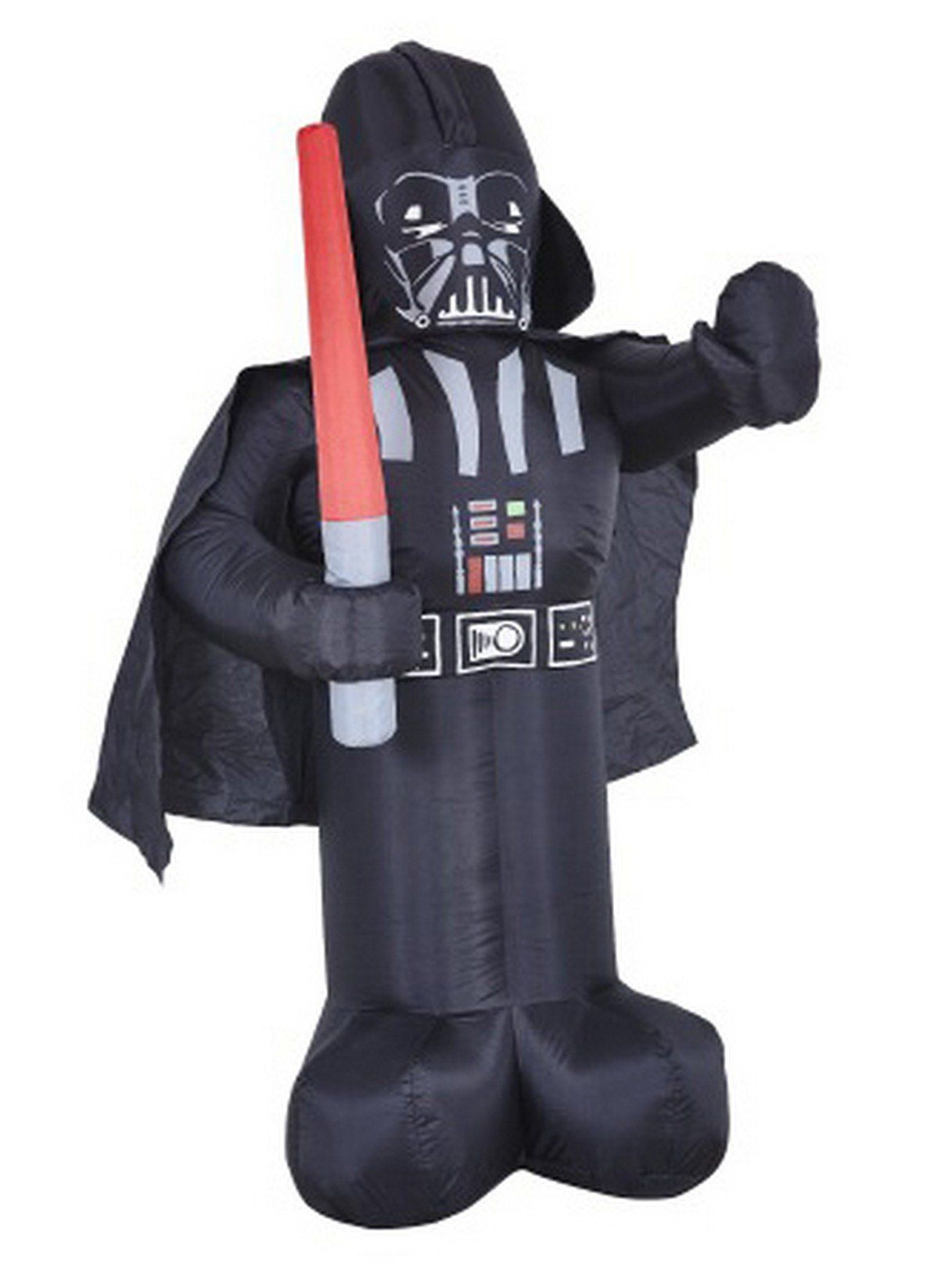 Star Wars Inflatable Darth Vader Prop Decoration Halloween