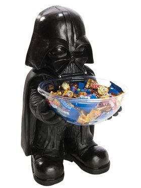 Star Wars - Darth Vader Candy Bowl and Holder