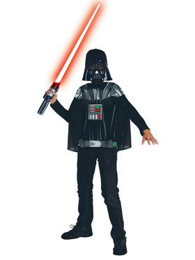 Star Wars Darth Vader Costume Kit For Children