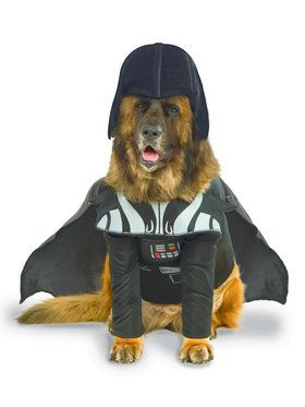 Star Wars: Darth Vader Pet Costume