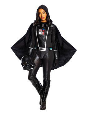 Deluxe Women's Darth Vader Costume