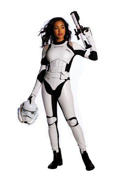 Star Wars Deluxe Female Stormtrooper Adult Costume