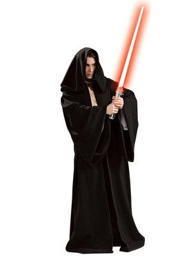 Star Wars Deluxe Sith Robe Costume For Adults
