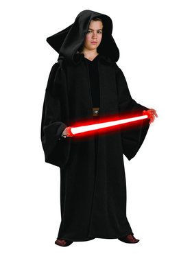 Star Wars Deluxe Sith Robe Costume For Children