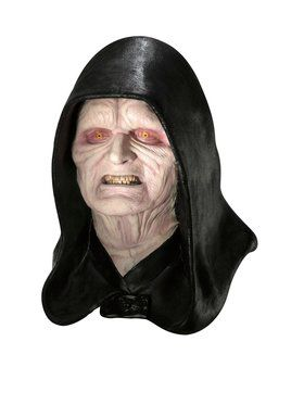 Star Wars Villain Collection: Emperor Palpatine Latex Mask