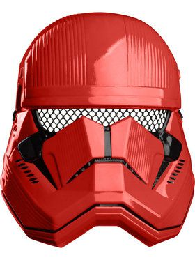 Star Wars episode 9 Sith Trooper Mask for Children