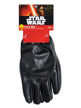 Star Wars Episode VII Kids Kylo Ren Gloves