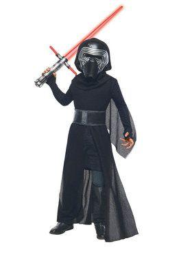 Star Wars Super Deluxe Boys Kylo Ren Costume