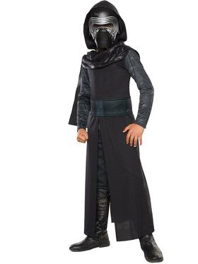 Star Wars Episode VII Kylo Ren Kids Costume