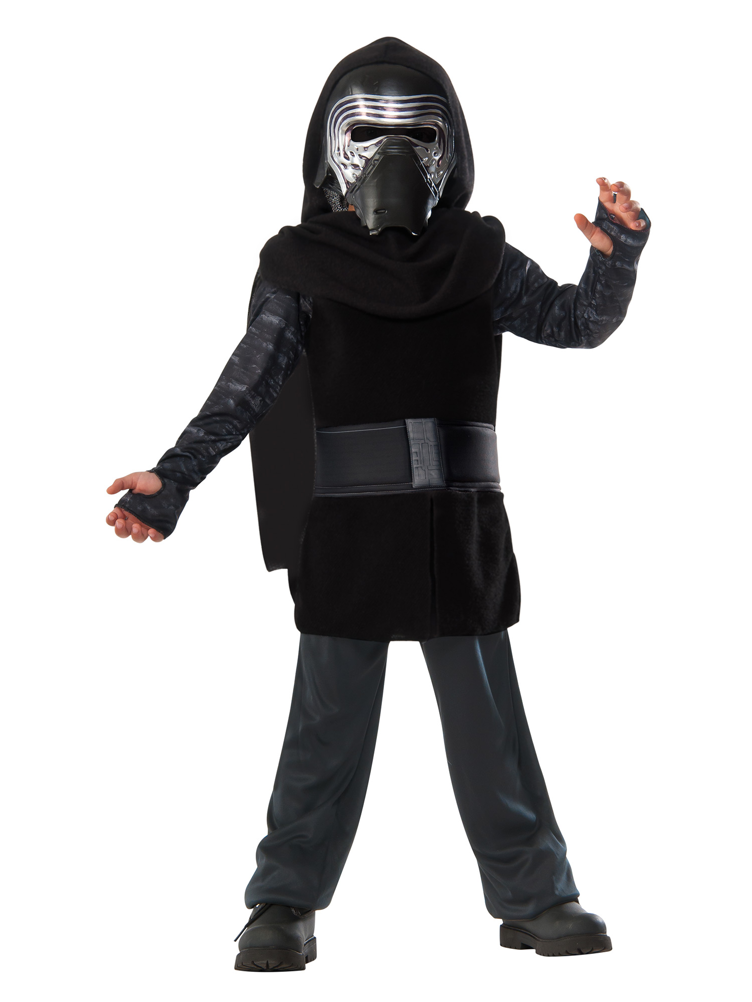 Star Wars Episode VII: The Force Awakens Kylo Ren Action Suit Costume for Kids G31641IBR