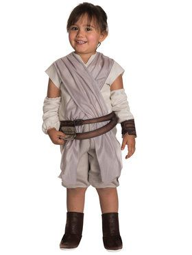 Star Wars Episode VII: The Force Awakens - Rey Costume Toddler