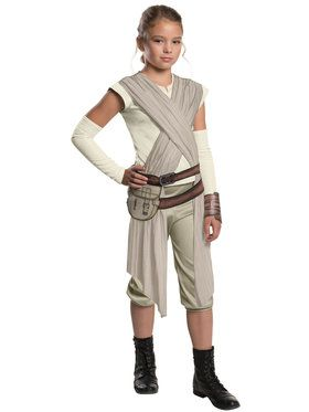 Star Wars Episode VII: The Force Awakens - Rey Deluxe Costume