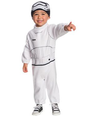 Star Wars Episode VII: The Force Awakens - Stormtrooper Costume Toddler