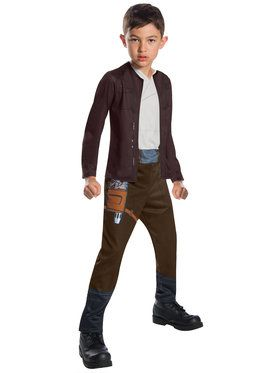 Star Wars Episode VIII - Boys Poe Dameron Costume
