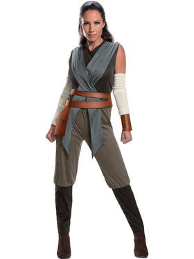 Star Wars Episode VIII - Womens Rey Costume