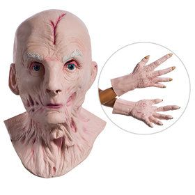 Star Wars Episode VIII: The Last Jedi - Supreme Leader Snoke Overhead Mask And Hands