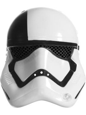 Star Wars Episode VIII - Adult Executioner Trooper 1/2 Mask
