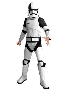 Star Wars Episode VIII - Deluxe Executioner Trooper Child Costume