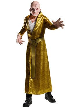 Star Wars Episode VIII - Deluxe Men's Supreme Leader Snoke Costume