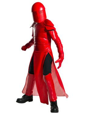 Star Wars Episode VIII - Super Deluxe Child Praetorian Guard Costume