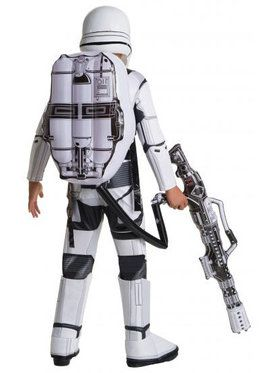 Star Wars EPVII The Force Awakens - Flametrooper Inflatable Backpack