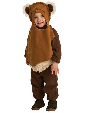 Star Wars - Ewok Costume For Toddlers