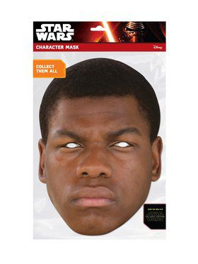 Finn Star Wars Face Mask