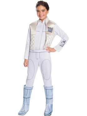 Star Wars: Forces Of Destiny Deluxe Princess Leia Organa Costume for Girls