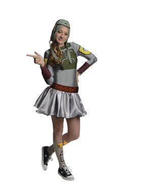 Star Wars Tween Boba Fett Costume