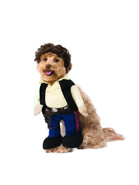Star Wars Han Solo costume for Pets
