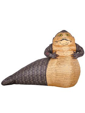 Star Wars Jabba The Hutt Airblown Inflatable Prop
