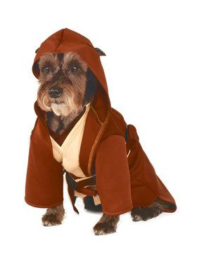 Star Wars Pet Jedi Robe Costume